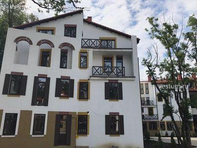 ЖК San Pedro Фасад дома