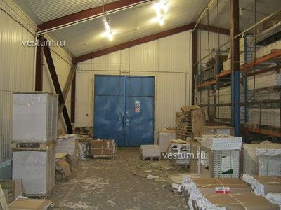 Склад, производство 200 м²