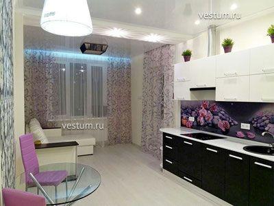 2-комнатная квартира 46 м²