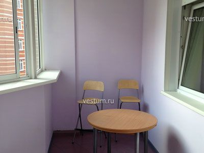 2-комнатная квартира 54 м²