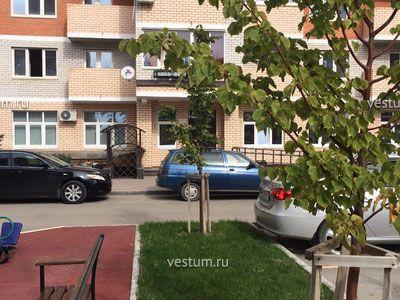 """1-комнатная квартира 28.9 м² в ЖК """"Спортивная деревня"""", литер 9"""