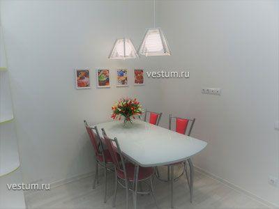 """1-комнатная квартира 58 м² в ЖК """"На Крепостной"""""""
