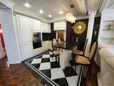 """2-комнатная квартира 87 м² в ЖК """"Виктория"""""""