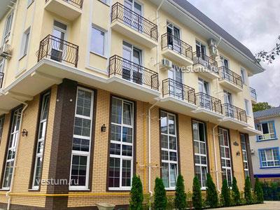3-комнатная квартира 68 м²