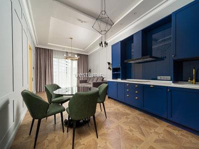 """3-комнатные апартаменты 95 м² в ЖК """"Актер Гэлакси"""""""