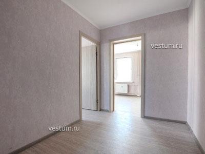 """2-комнатная квартира 40.43 м² в ЖК """"Алексино"""", литер 3"""