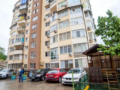 """2-комнатная квартира 60 м² в ЖК """"Янтарный"""""""