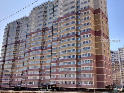 1-комнатная квартира 42 м²