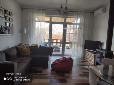 Дом 100 м² с участком 5 сот.