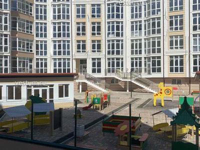 """1-комнатная квартира 55.1 м² в ЖК """"Лазурный-2"""""""