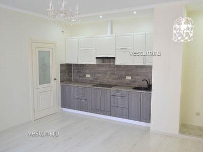1-комнатная квартира 41 м²