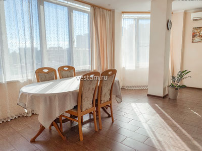 3-комнатная квартира 80 м² в ЖК на ул. Волжская, 7