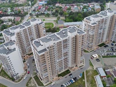 """2-комнатная квартира 88 м² в ЖК """"Азимут"""", корпус C, секция 1"""