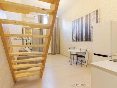 1-комнатная квартира 35 м²