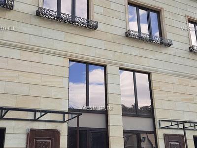 """1-комнатная квартира 26.6 м² в ЖК """"На Фабрициуса"""", блок К1 Фасад"""