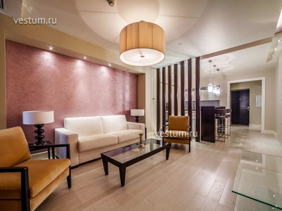 Апартаменты 96.2 м² в ЖК Karat Apartments