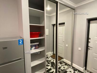 """1-комнатная квартира 32 м² в ЖК """"Москва"""", блок А"""