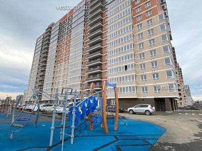"""1-комнатная квартира 42 м² в ЖК """"Восточный парк"""""""