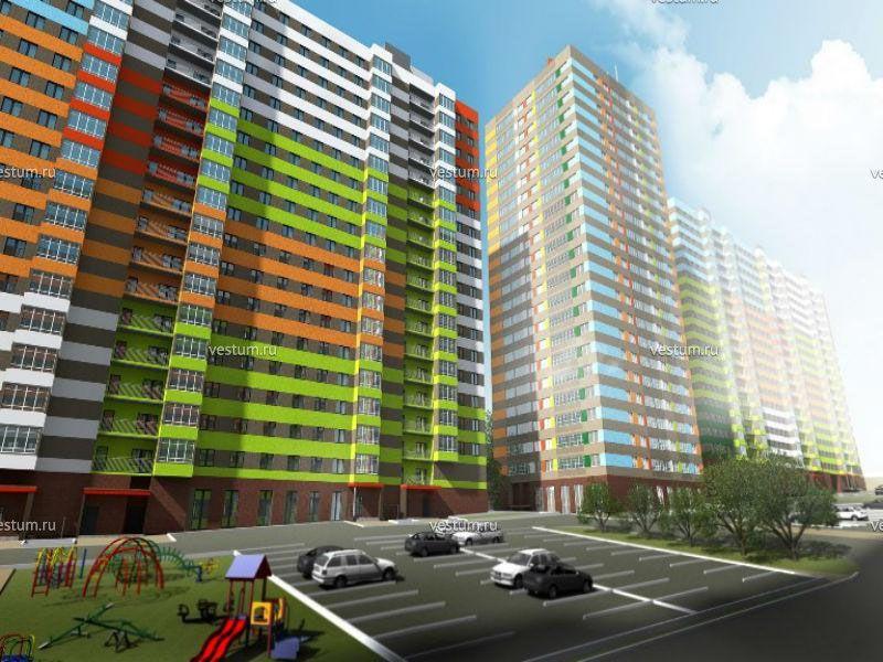 красная поляна жилой комплекс нижний новгород фото