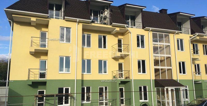 Коммерческая недвижимость в молдовке адлеровского р-на аренда офиса в рязани стоимость
